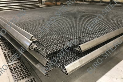 Types of sieves for screens, their description